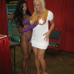 Alexis Golden and Diamond Jackson